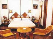 Guest Room at Hotel Water Scapes, Kumarakom